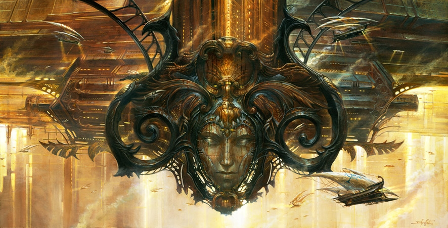 18-Troie-Didier-Graffet-Visions-of-the-future-in-Steampunk-Digital-and-Traditional-Art-www-designstack-co