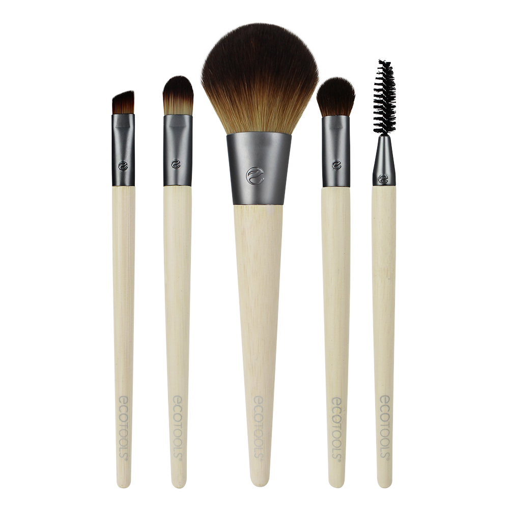L I V A Ecotools Celebrates 10 Years With Beauty Makeover Eco Tools 1616 Perfecting Sponge Duo You Get Detail Brush Which Is Ideal For Spot Concealing Specific Areas Whilst The Airbrush Concealer Helps To Blend Out Area Smoother