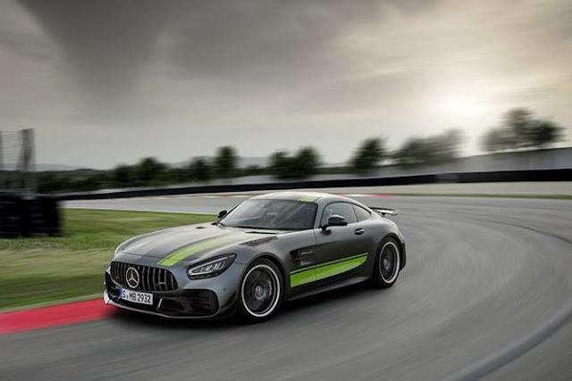 Mercedes-AMG GT 2020, cada vez más deportivo