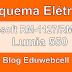 Esquema Elétrico Microsoft Lumia 550 RM-1127/RM-1128 - Manual de Serviço