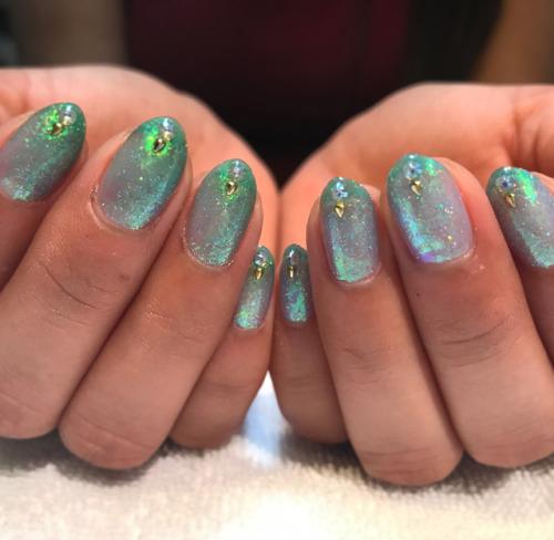 Mermaid Nail Art Essentials Nail Design Tutorial