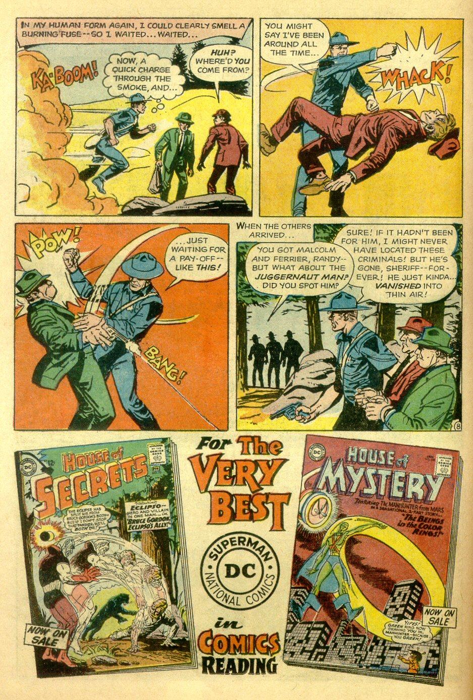 Strange Adventures (1950) issue 172 - Page 10