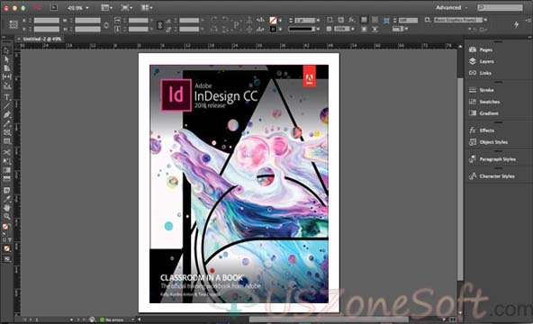 Adobe InDesign CC 2019 Full Offline Installer Free Download
