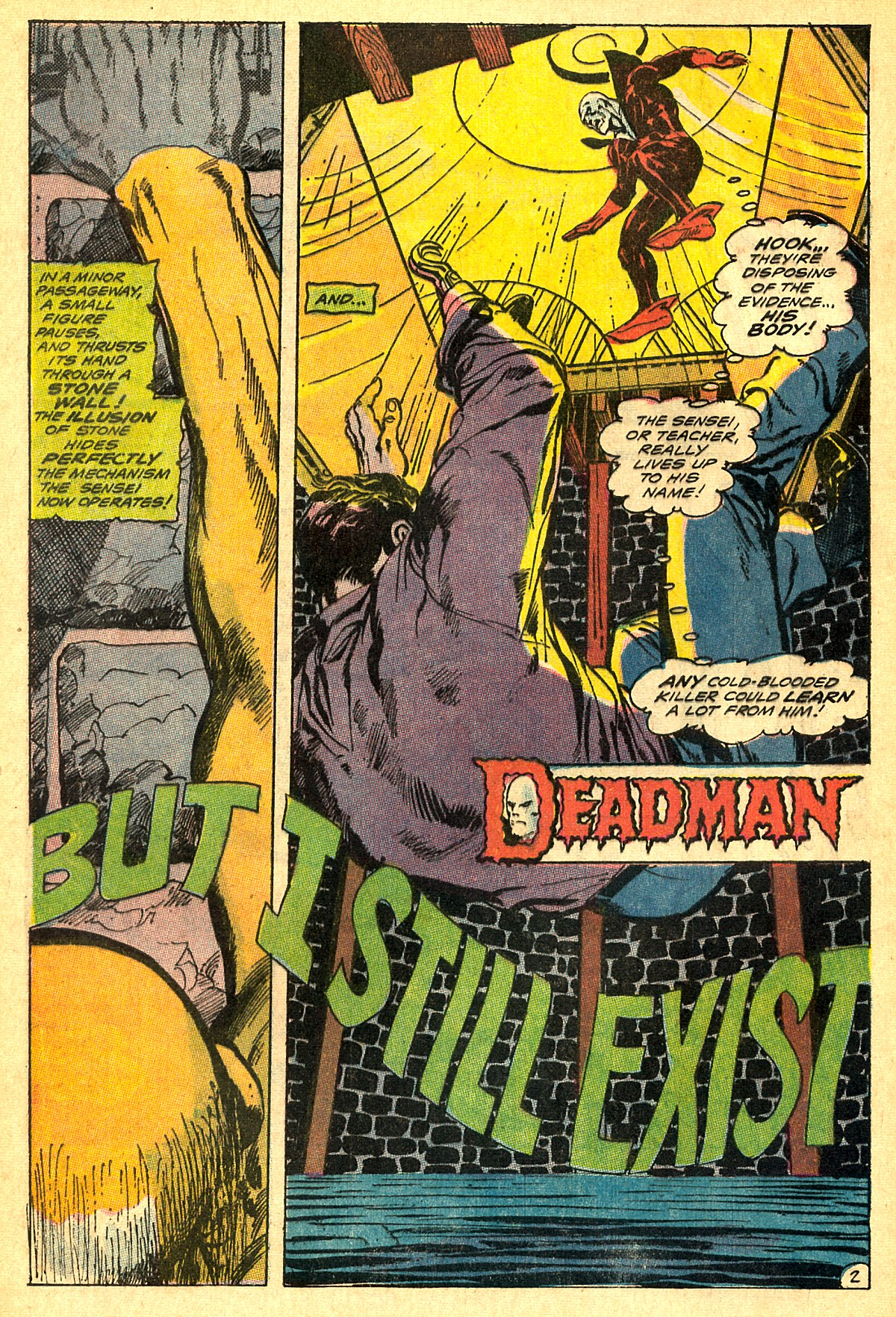 Strange Adventures (1950) issue 216 - Page 4