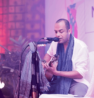 Arun Shenoy, singer songwriter performance shot