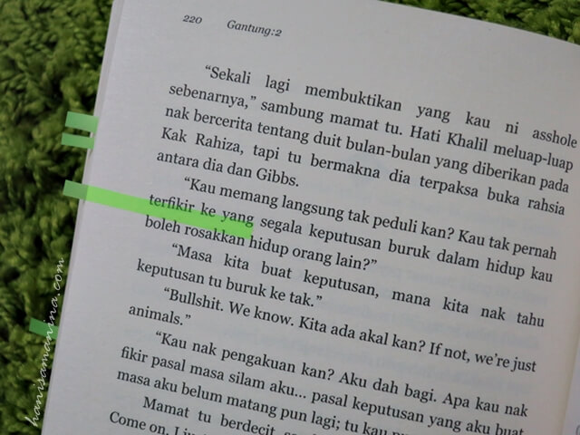 Gantung:2 Book Review