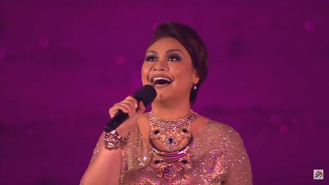 Penyanyi lagu tema sukan sea kl 2017