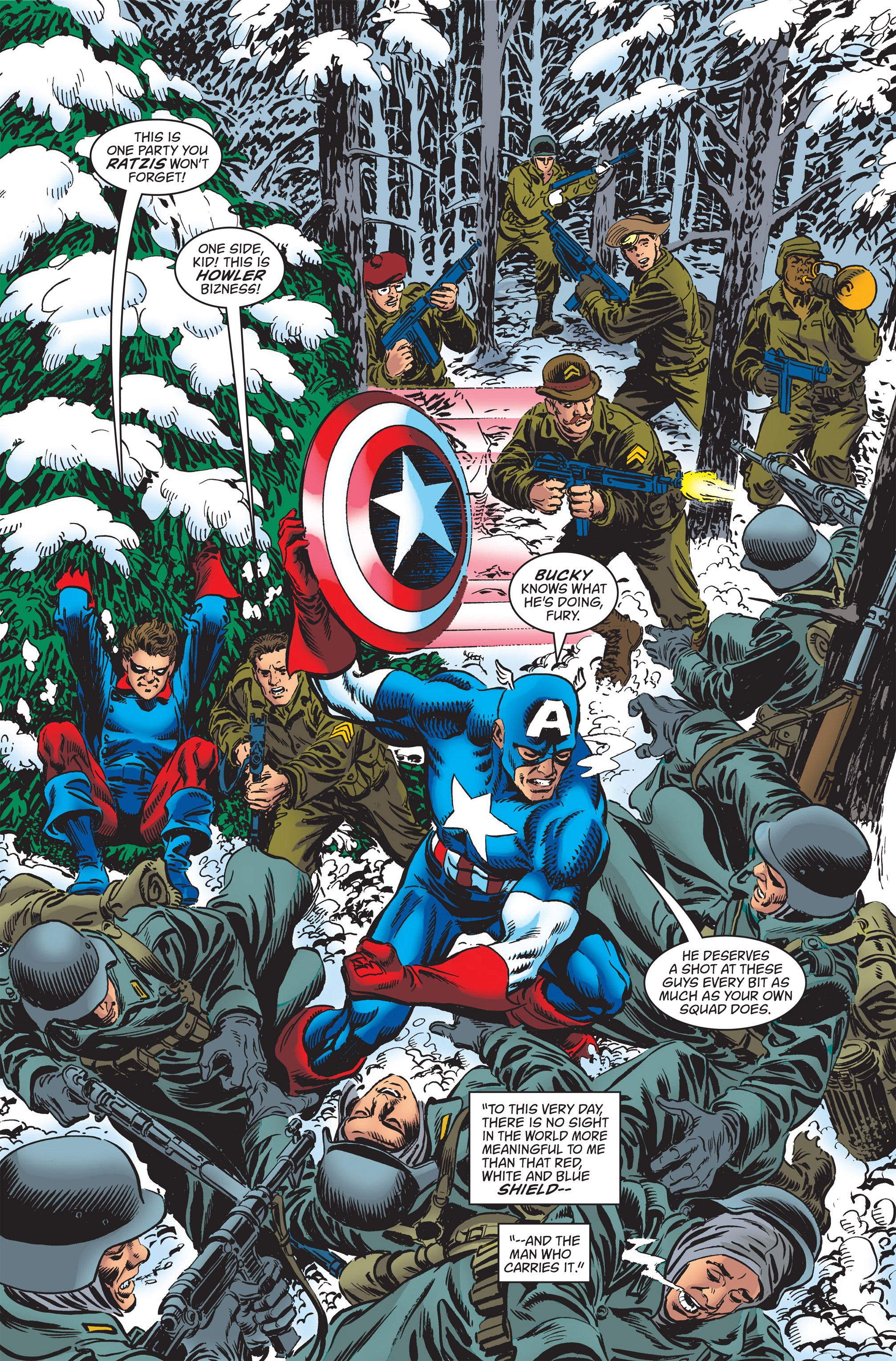 Captain America (1998) Issue #32 #38 - English 17