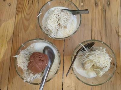 ucok durian kuliner enak di Bogor