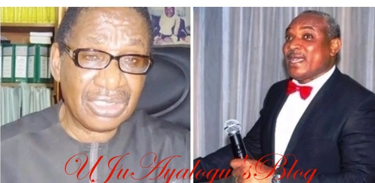 They destroyed economy, produced Diezani – Sagay  and Obono-Obla attacks PDP
