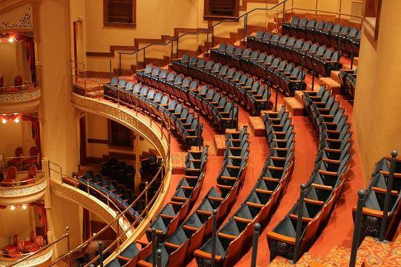 The Wanderers The Grand 1894 Opera House