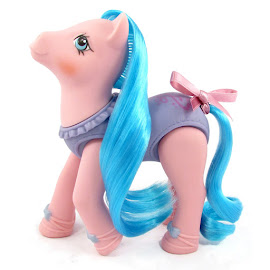 MLP Silky Slipper Year Eight Sweetsteps Ballerina Ponies G1 Pony