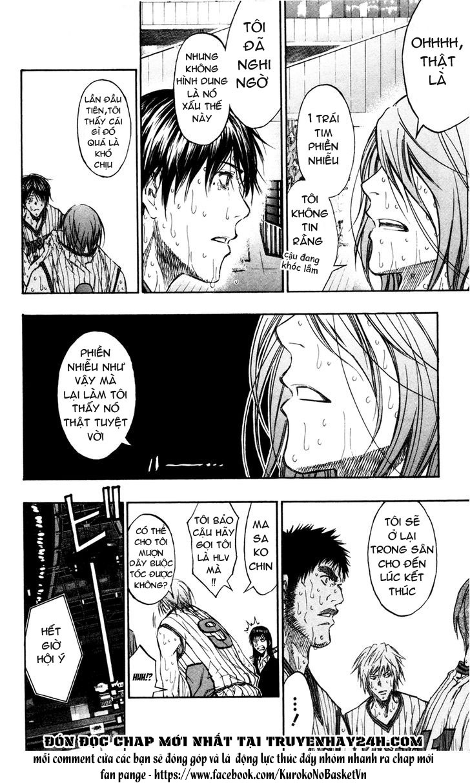 Kuroko No Basket chap 165 trang 18