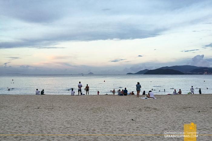 Nha Trang Tran Phu Beach