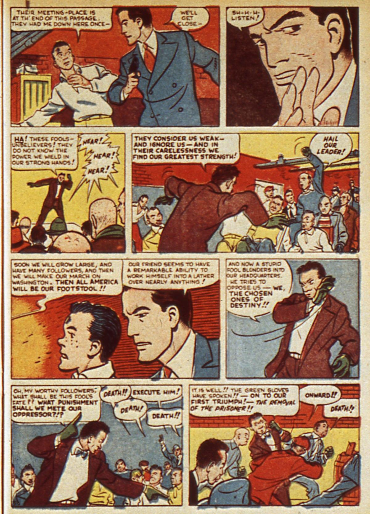 Read online Detective Comics (1937) comic -  Issue #45 - 21