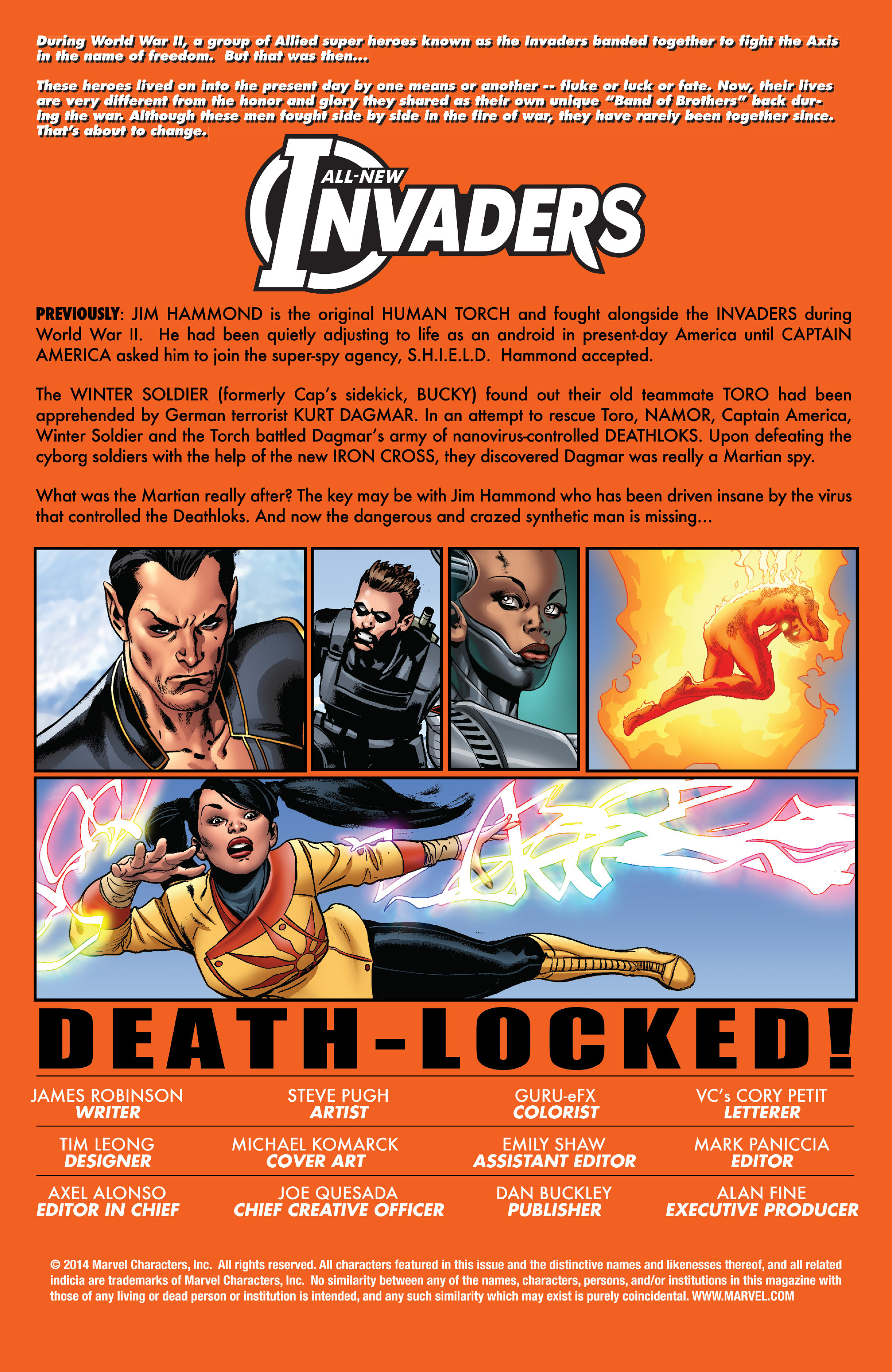 Read online All-New Invaders comic -  Issue #11 - 2