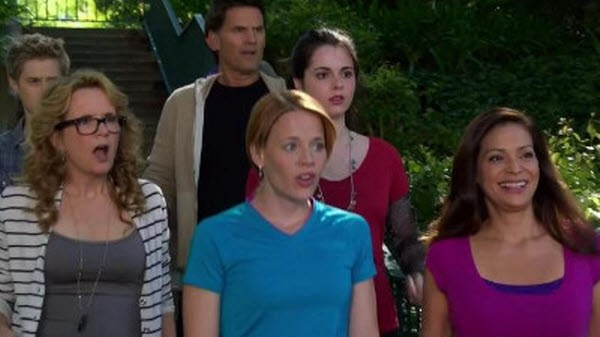 Switched at Birth - Season 2 Episode 01: The Door to Freedom