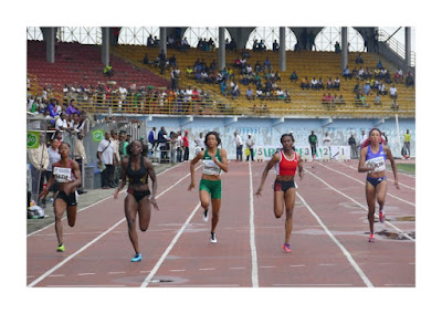 Warri Relays Women