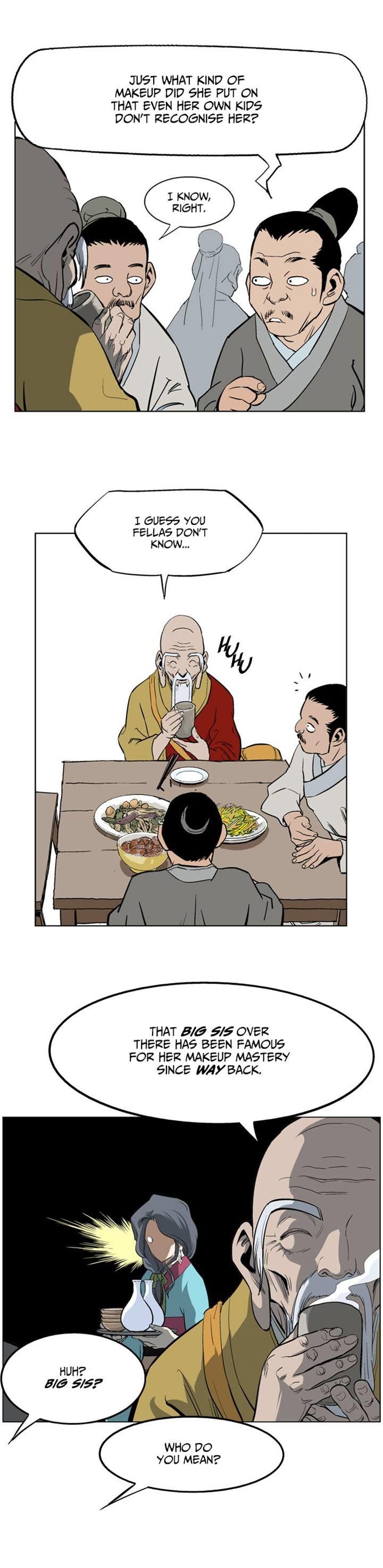 Gosu (The Master) - Chapter 21