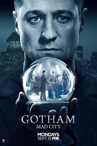 Gotham Temporada 3 Online