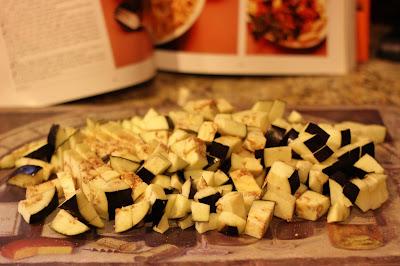 eggplant pasta alla norma