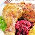 Kurczak pieczony - 15 przepisów