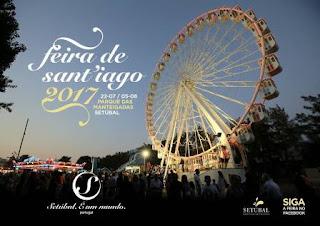 Programa Feira de Santiago 2017