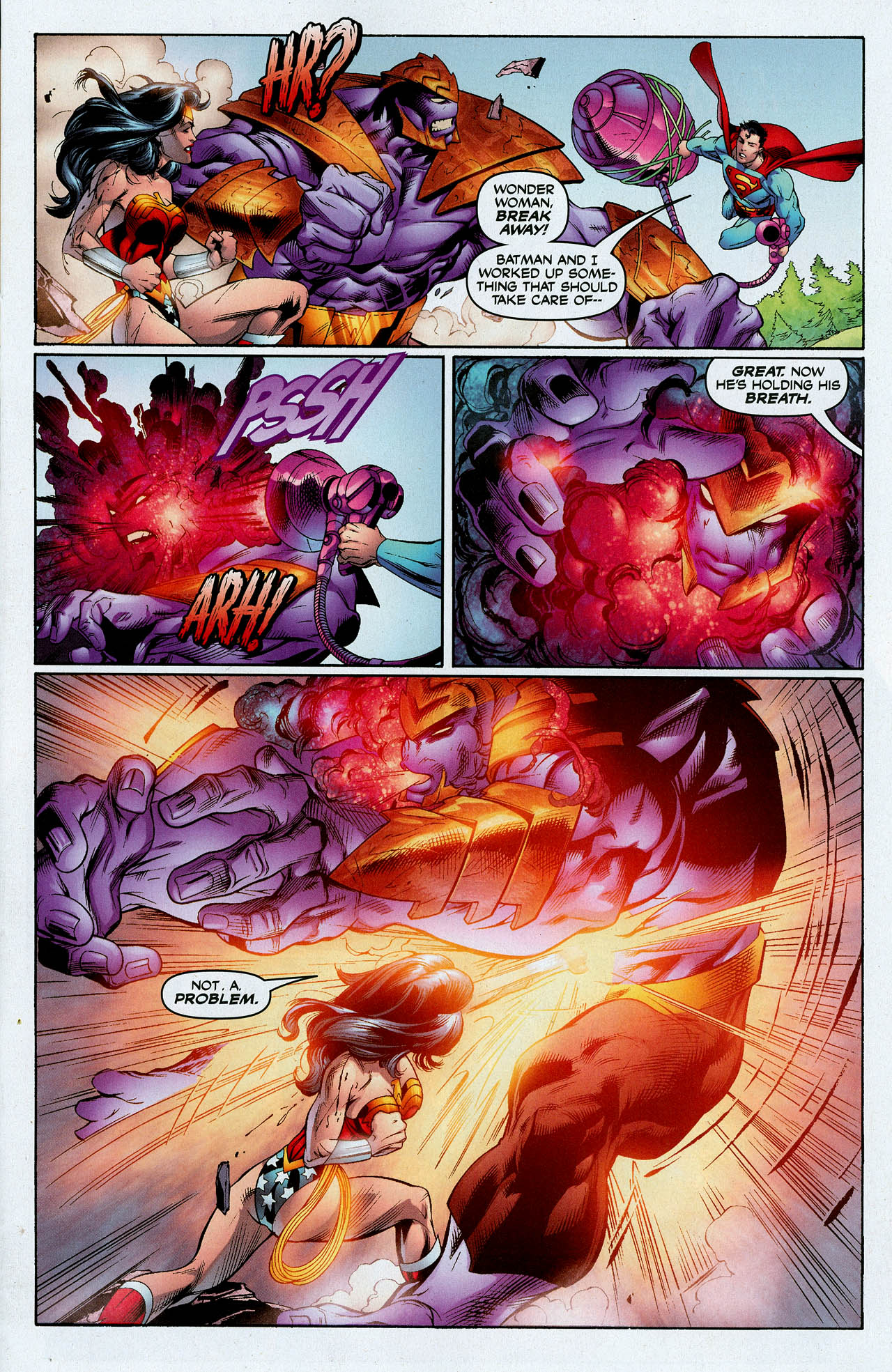 Read online Trinity (2008) comic -  Issue #5 - 11
