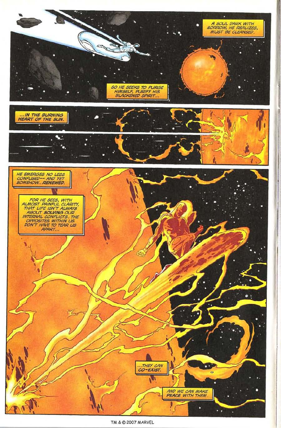 Read online Silver Surfer (1987) comic -  Issue #134 - 8