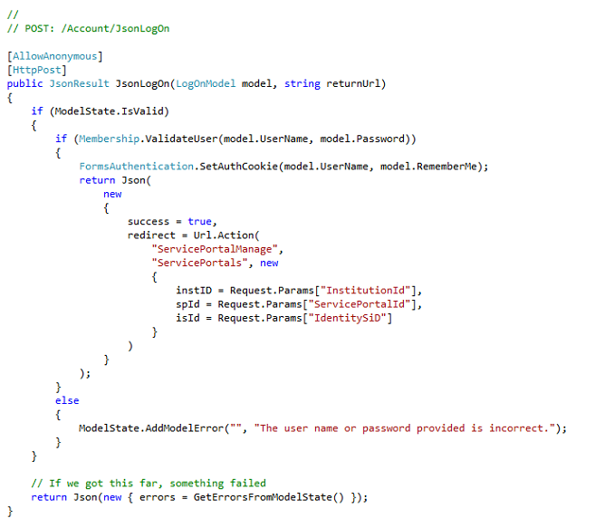 Product Development Solutions by Keith Taylor: MVC4 Json Response