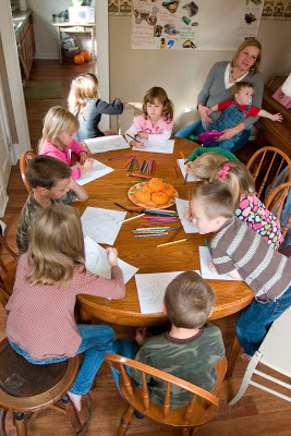 Tips to Starting a Preschool Homeschool Co-op: Choosing a Time and Place to Meet