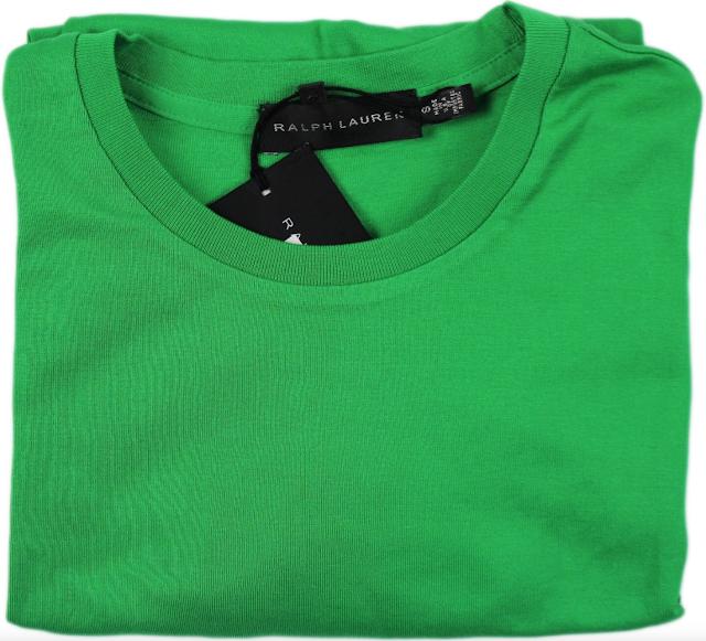 Ralph Lauren Black Label Green Crew Neck T-Shirt