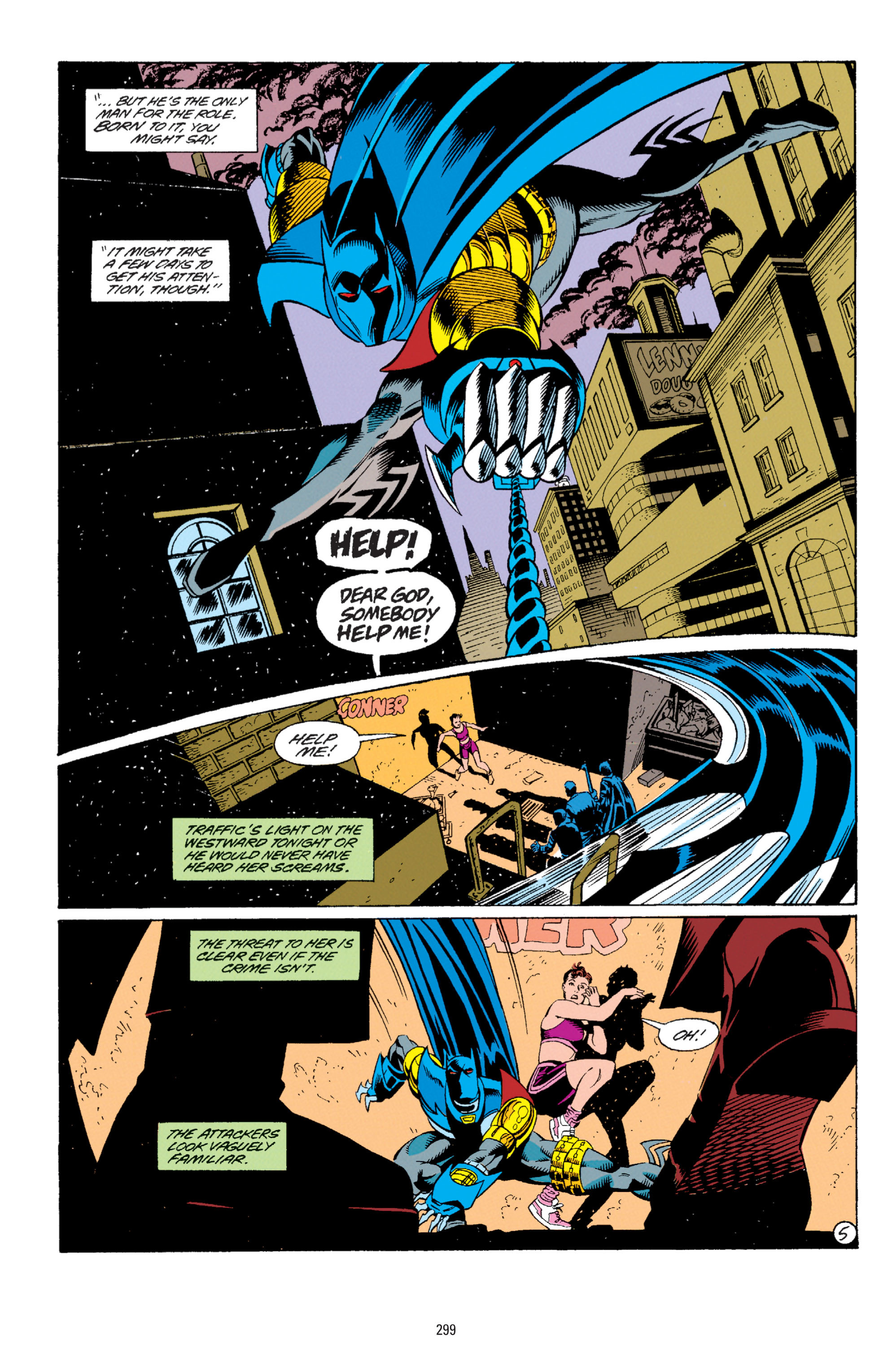 Detective Comics (1937) 671 Page 5