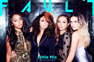 Little Mix posó para Fault Magazine