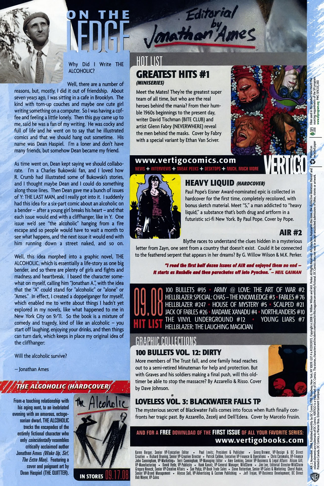 Read online Air comic -  Issue #2 - 25