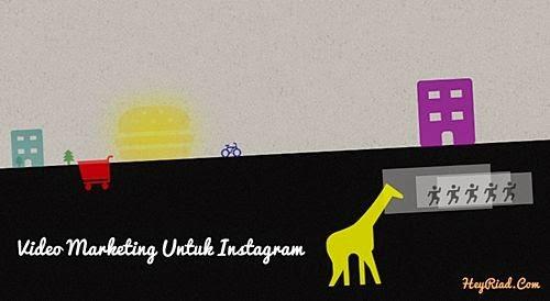 Cara Membuat Video Instagram Untuk Bisinis Online