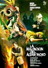 La maldición del altar rojo (1968)