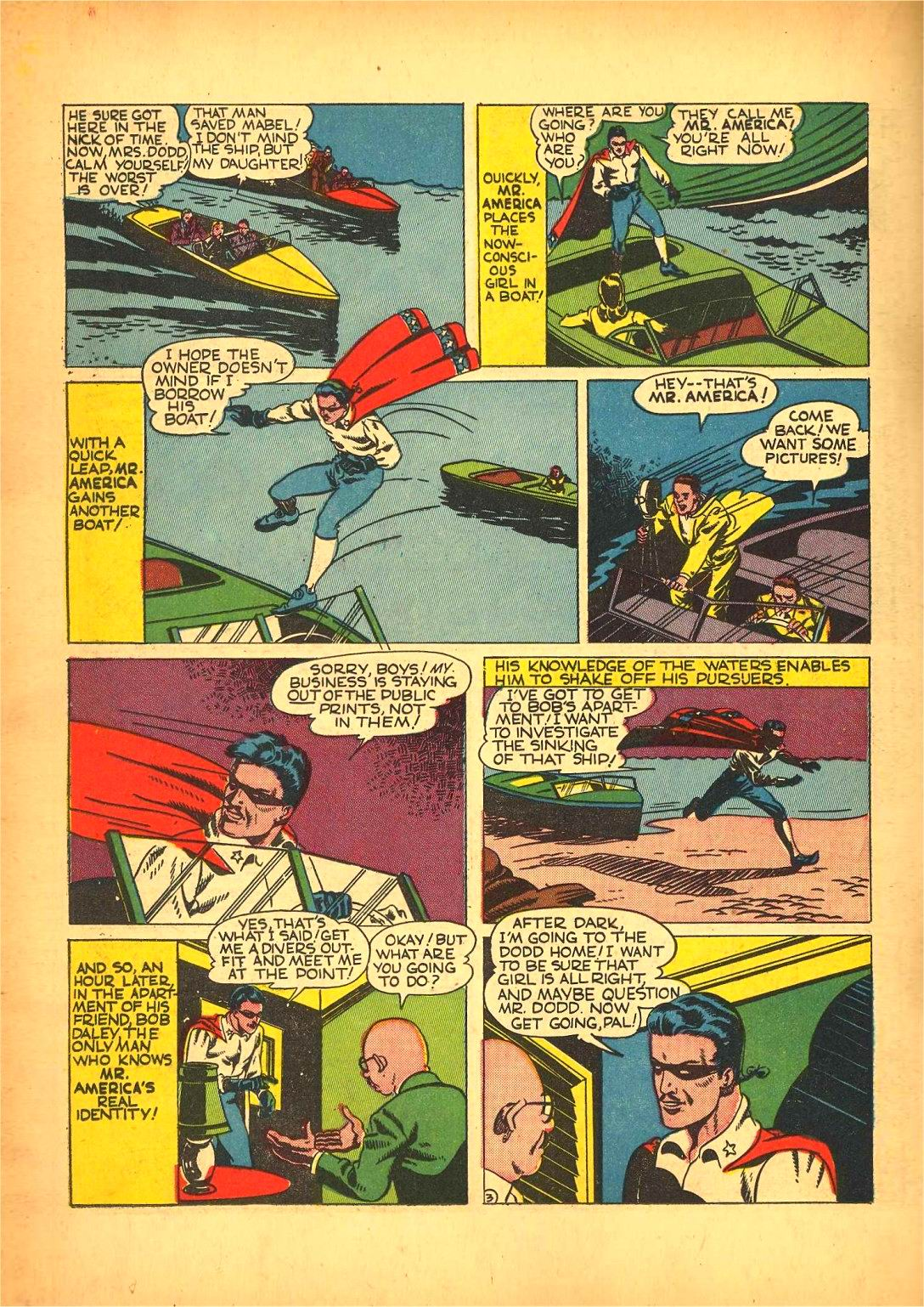 Read online Action Comics (1938) comic -  Issue #50 - 46