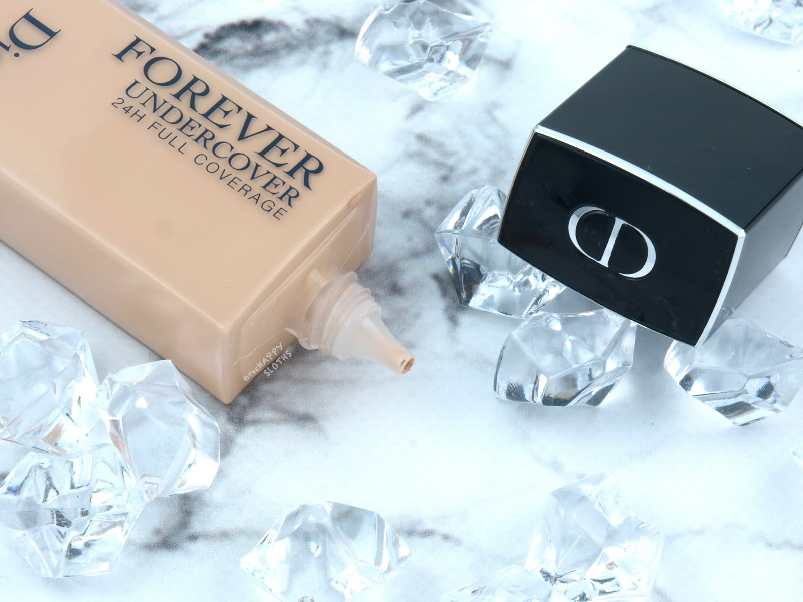 Dior | DiorSkin Forever Undercover Foundation: Review and Swatches