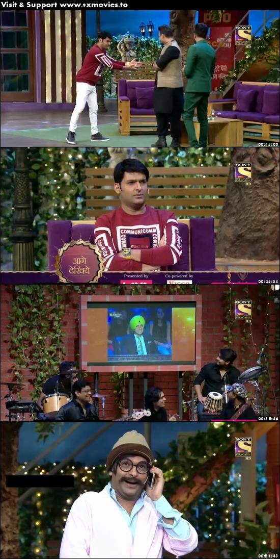 The Kapil Sharma Show 11 June 2017 HDTV 480p 250mb