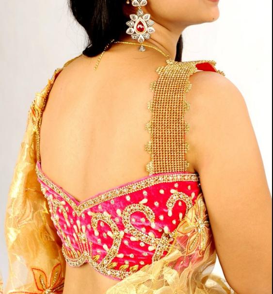 South india fashion blouse 71