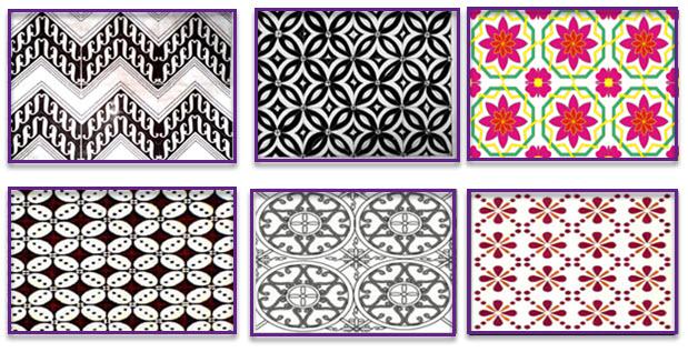 86+ Gambar Ragam Hias Non Geometris Paling Hist