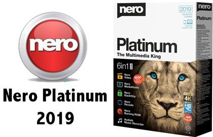 nero platinum 2019 suite serial key