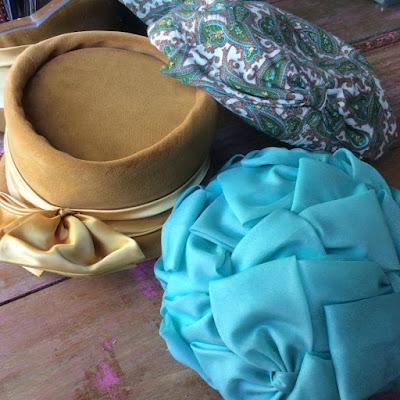 vintage 1960s hats