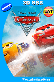 Cars 3 (2017) Latino 3D SBS 1080P - 2017