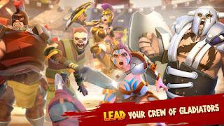 Gladiator Heroes Mod Apk + Official Apk gratis terbaru