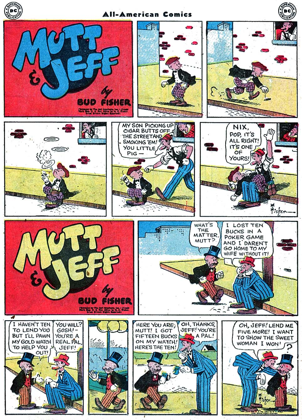 Read online All-American Comics (1939) comic -  Issue #90 - 17