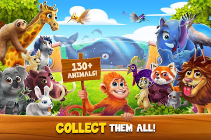 Download Game ZooCraft MOD Apk Unlimited All for Smartphone Tablet Android