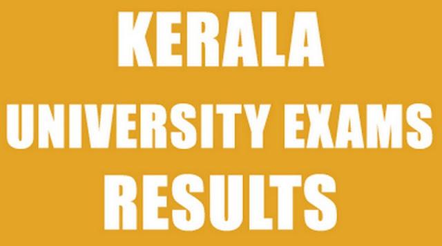 Kerala University Results