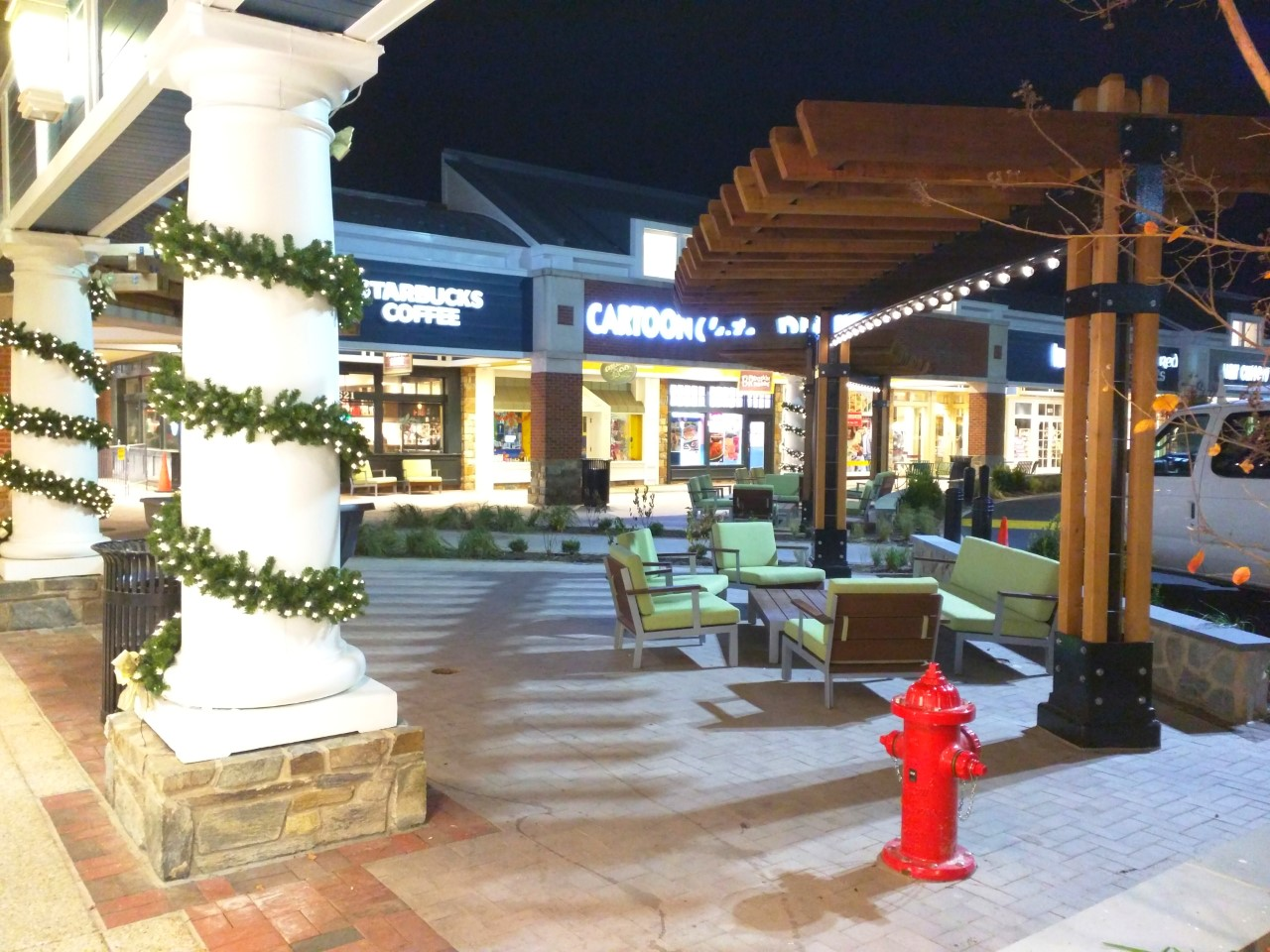 Modern Market Is Opening Soon At Congressional Plaza On Rockville Pike A New Outdoor Patio Dining Area Has Been Created Adjacent To The Restaurant